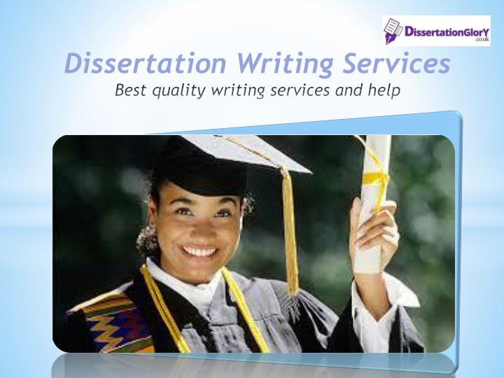 Best Dissertation Writing Services