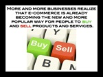 Creating Online Stores