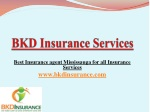 Expert Insurance Broker and Agent in Mississauga