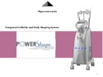 POWERSHAPE : POWER OF RF LASER AND VACUUM TO TARGET FAT