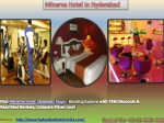 Stay In Shape on A Budget Minerva Hotel In Hyderabad