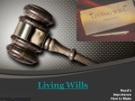 Information about Living wills