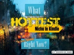 What HOTTEST Niche In Kindle Right Now. Secret Publishing