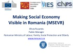 Making Social Economy Visible in Romania (MSEVR)