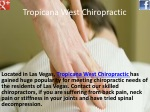 Tropicana West Chiropractic