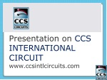 CCS Team- Managing and Manufacturing Printed Circuit Boards