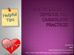 5 Tips To Help You Increase The Revenue of Cardiology Practi