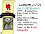 COUGAR CARDS