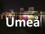 Umeå in  numbers Umeå  becomes  a city: 1622