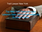 Top New York Personal Injury Lawyers Gets Just Compensation for Accident Victims