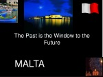 The Past is the Window to the Future