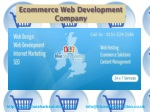 Tips to design an effective ecommerce website:
