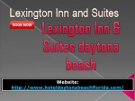 Lexington Inn & Suites daytona beach