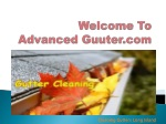 Cleaning Gutters Long Island