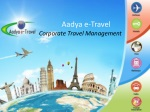 Welcome to Aadya e-Travel-Cheap Air Tickets | Trains Tickets