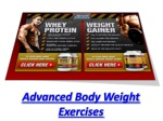 Advanced Body Weight Exercises