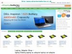 Dell studio 1535 battery and adapter