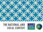 The National and Local context