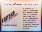 Hollywoodtoycoustmes and their types