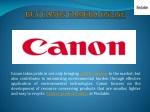 Find, shop for and explore Canon Cameras at Findable