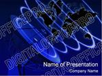 Transmitter PowerPoint Template Backgrounds