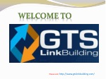High Quality Link Building | SEO Services | Call (530) 781-2