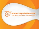 Toysbaba_Your Best Media To Source Toys