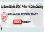 New Schedule for Civil Services Exam from 2014 – What Strate