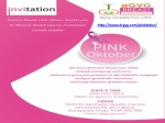 Breast Cancer Awareness Program in Bangalore