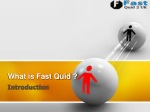 Finacial services from Fast Quid