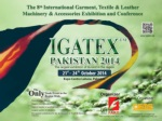 IGATEX Pakistan 2014