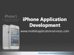 iPhone Application Development Agency in India