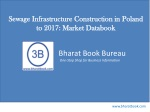 Sewage Infrastructure Construction in Poland  to 2017: Market Databook