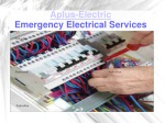 Electrical Repair and Emergency Electrician Services   Denver
