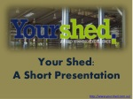 Choose Your Preferred Farm or Industrial Shed at Affordable