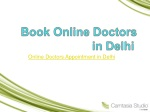 Book Online Doctors Appointment in Delhi with Doctorsaabhai