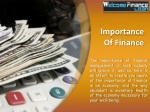 Essential Facts About Loan Services