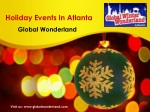 Global Winter Wonderland Atlanta