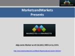 Agriculture Adjuvants: Global Market