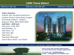 1000 Trees Select @ Sector 6, Sohna Road Gurgaon New Launch