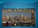 Los Angeles travel guide