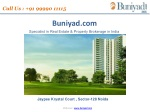 Jaypee Greens Krystal Court Golf Course Apartments
