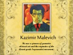 great works of kazimir malevich
