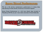 Obs E Fuel System