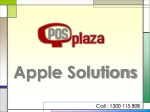 Cheap Thermal Receipt Printers with POS Plaza Apple Solution