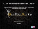 All New Experience Of Dance Fitness Classes NY