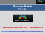 Chromatography Reagents Market is expected to reach $7,609.3