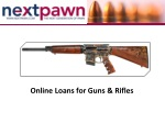 Secured Loan On Guns