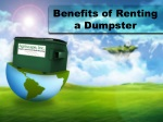 Dumpster rental – Cost-effective way to get rid of waste