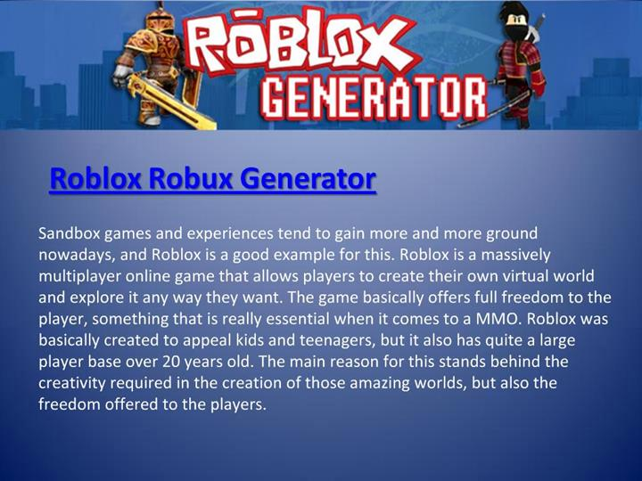 Ppt Roblox Hack Powerpoint Presentation Free Download Id 1495132